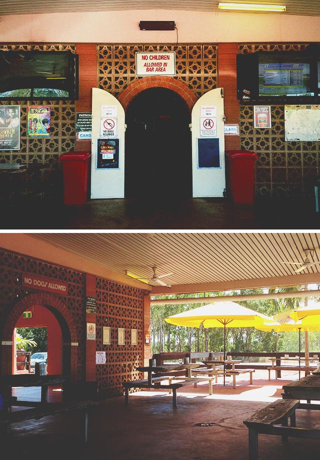 Humpty Doo Hotel Darwin | Darwin must-do | lizniland.com