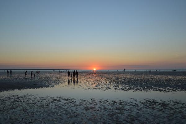 sunset1 at Mindil Beach