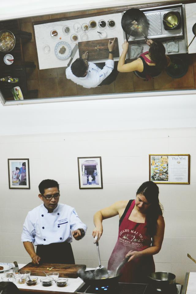 Chef Steph | When in Chiang Mai: Cooking classes | lizniland.com