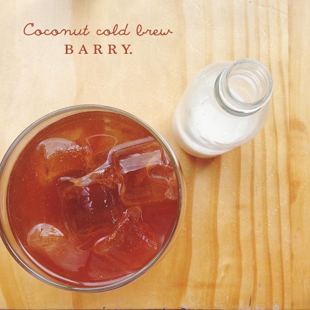 Coconut cold brew | Week of Eats: Melbourne | lizniland.com