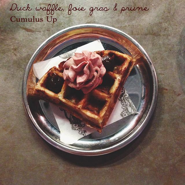 Duck waffle | Week of Eats: Melbourne | lizniland.com
