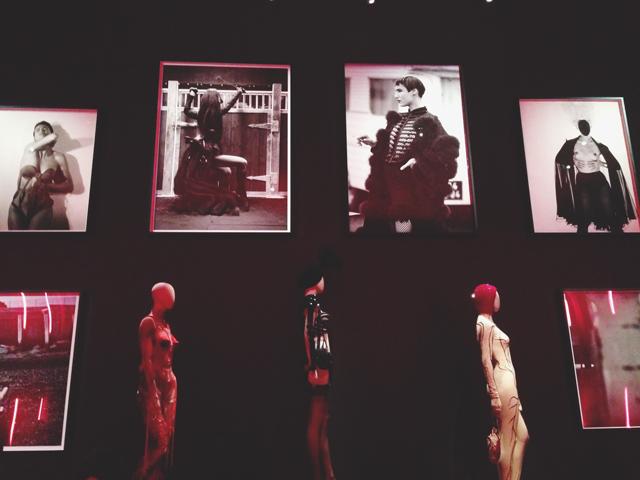 Jean Paul Gaultier exhibition @ NGV | lizniland.com