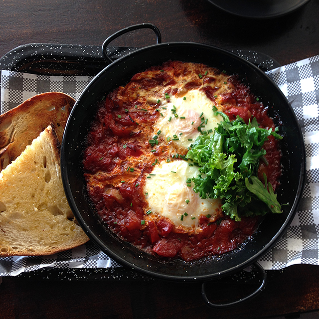 Shakshuka | Three Bears Kitchen | lizniland.com