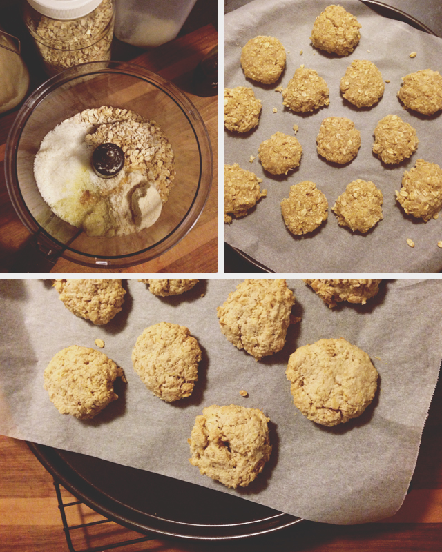 How to make Anzac cookies | lizniland.com