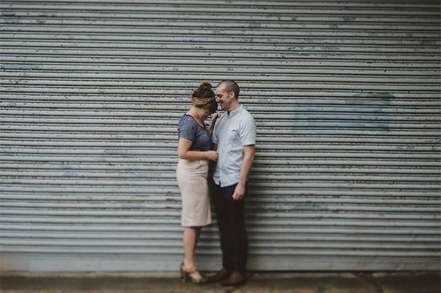 Engagement photoshoot | lizniland.com