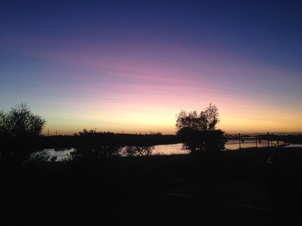 Sunrise | lizniland.com