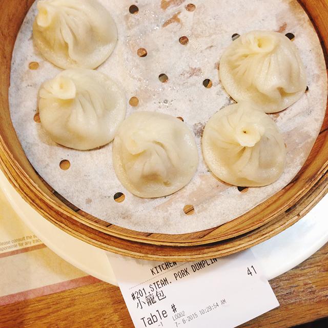 Dumplings | lizniland.com